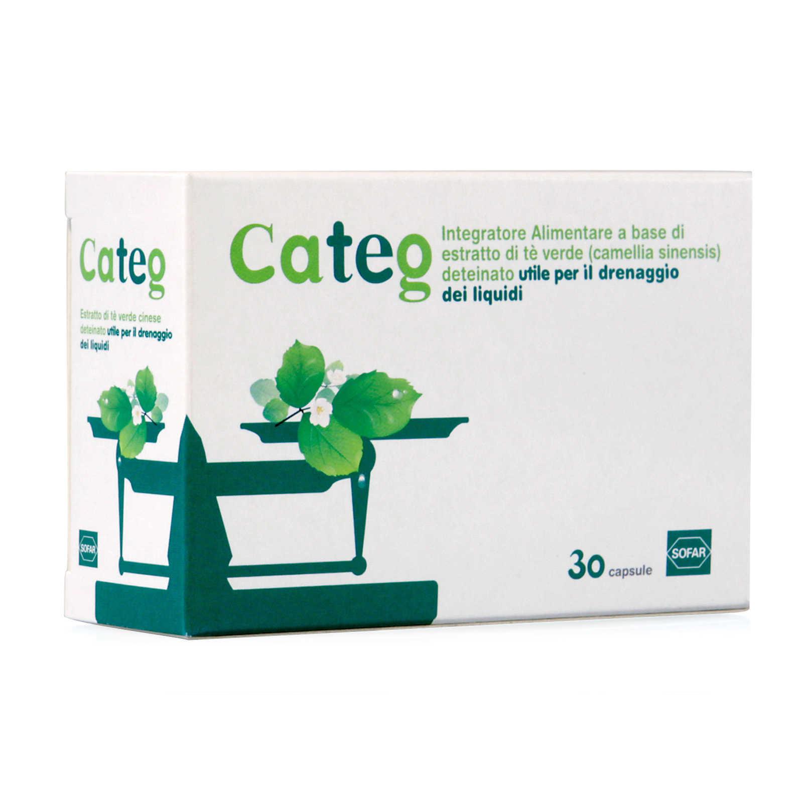 Categ - Estratto di tè verde