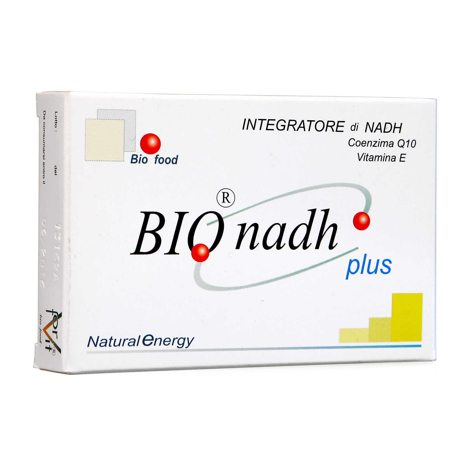 Bio Nadh - Plus Compresse - Integratore Alimentare
