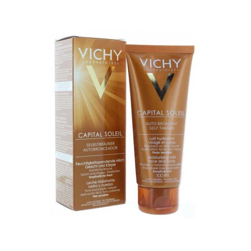 Vichy - Capital Soleil - Autoabbronzante viso e corpo