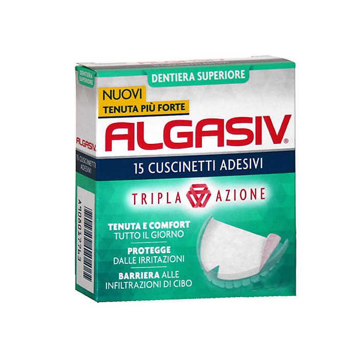Algasiv - Cuscinetti - Dentiera Superiore