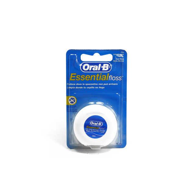 Oral-b - Filo interdentale Essential Floss - Cerato