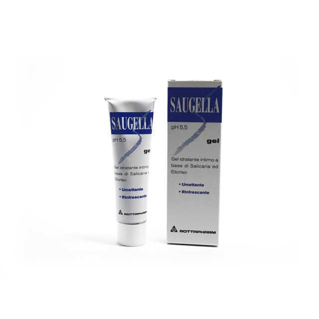 Saugella - Gel idratante intimo - pH 5.5