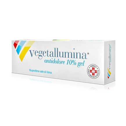Vegetallumina - VEGETALLUMINA ANTID*GEL 50G10%
