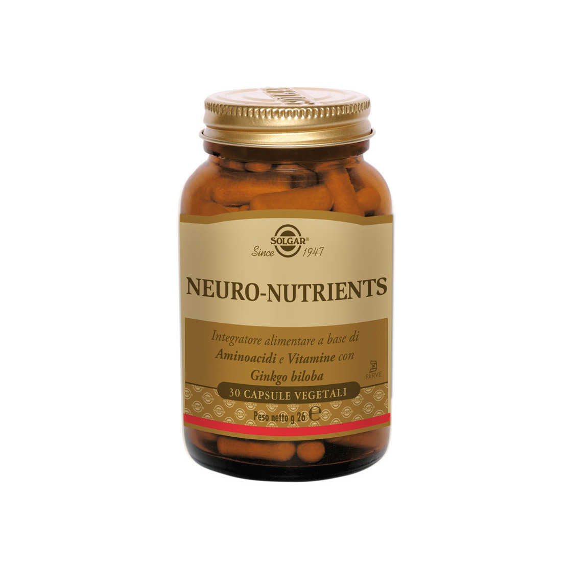 Solgar - Neuro-nutrients - Integratore Alimentare