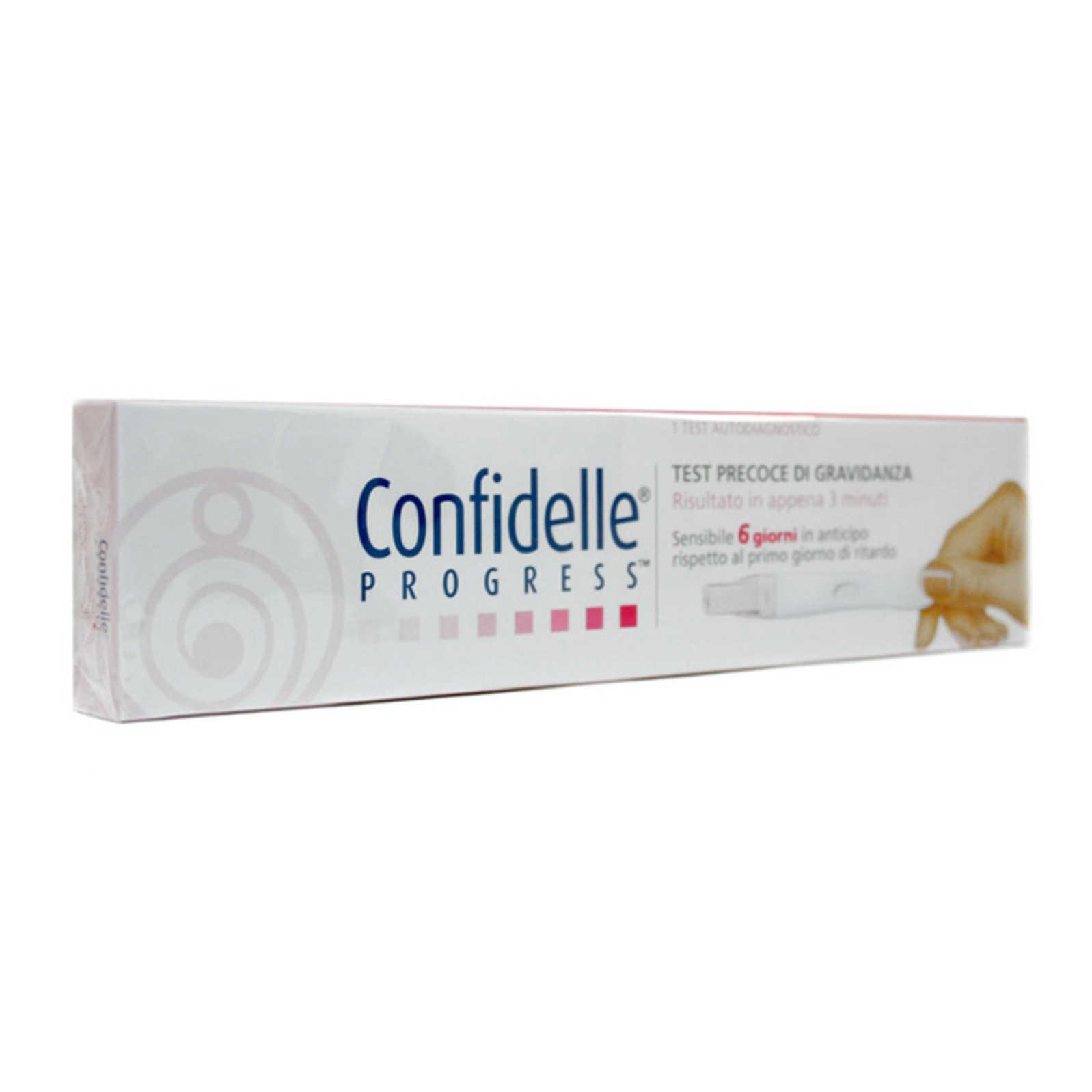 Confidelle Progress - Test precoce di gravidanza
