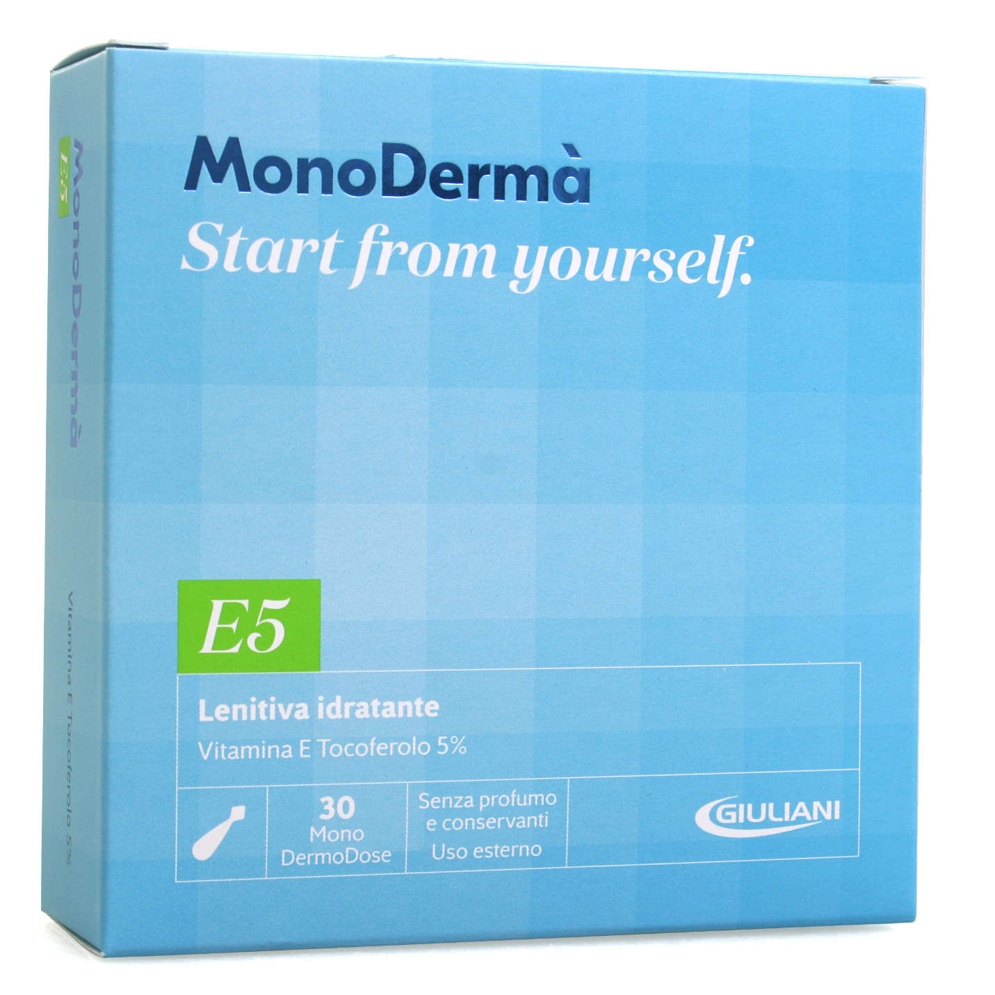 Monoderma' - E5 - 28 Dermodosi