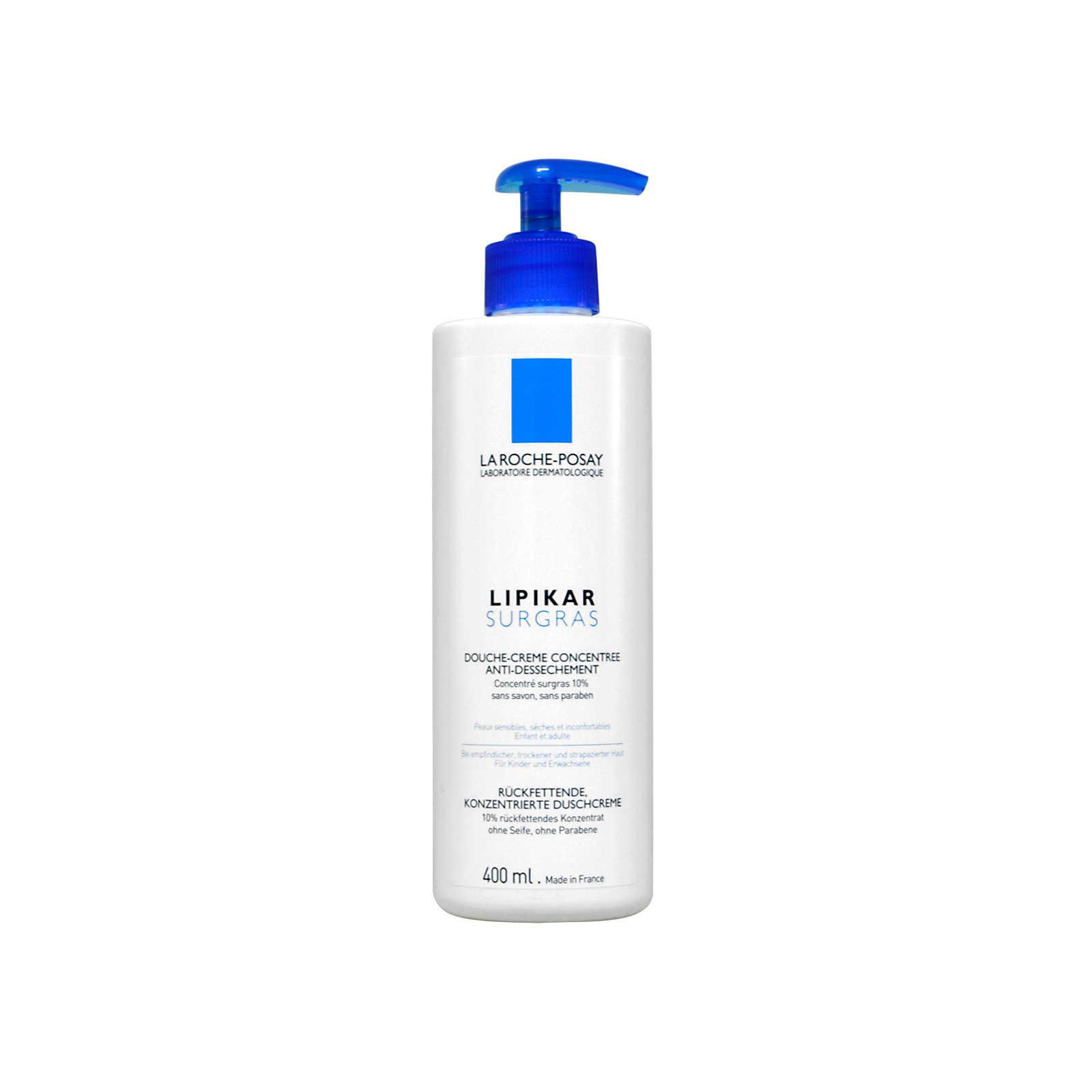 La Roche-posay - Lipikar Surgras - Doccia-crema concentrata