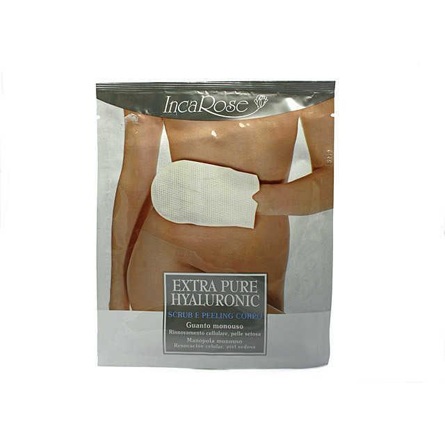 Incarose - Extra Pure Hyaluronic - Scrub e Peeling Corpo