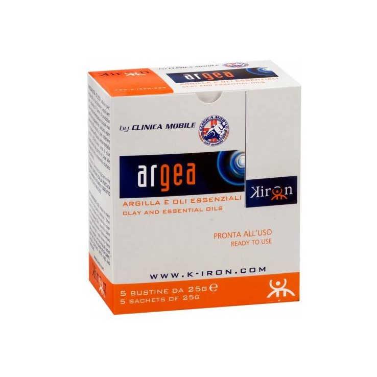 Kiron - Argea - Argilla in bustine