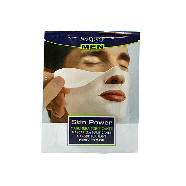 Incarose - Skin Power - Maschera Viso Purificante