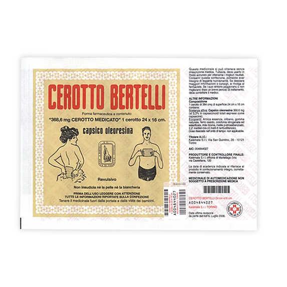 Cerotto Bertelli - CEROTTO BERTELLI*GRANDECM16X24
