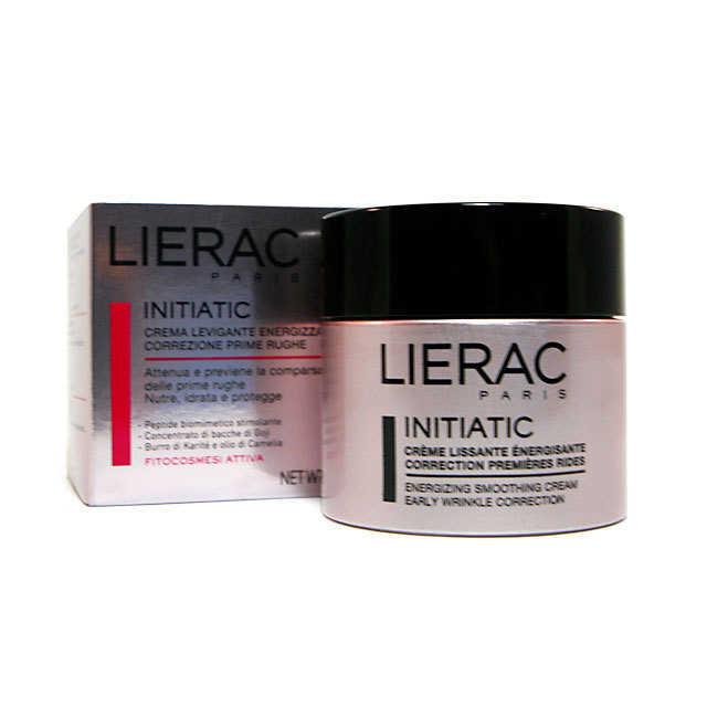 Lierac - Crema levigante energizzante - Initiatic - Correzione Prime Rughe
