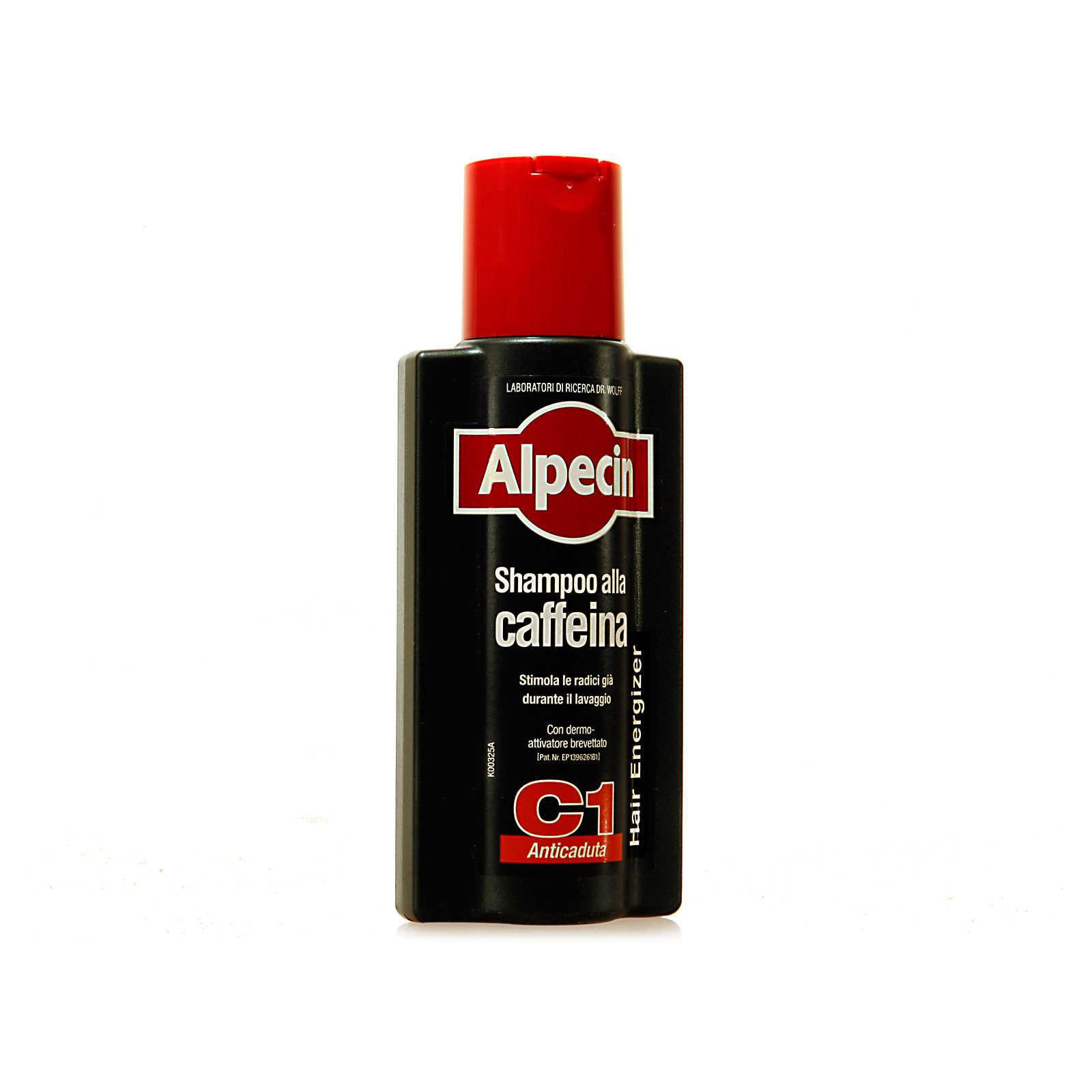 Alpecin - Shampoo alla caffeina