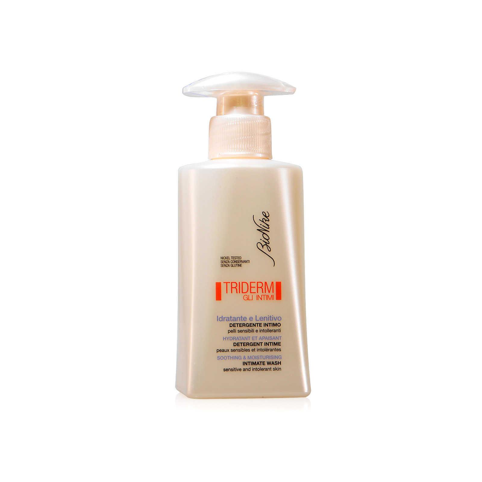 Bionike - Detergente intimo idratante e lenitivo per pelli sensibili - Triderm