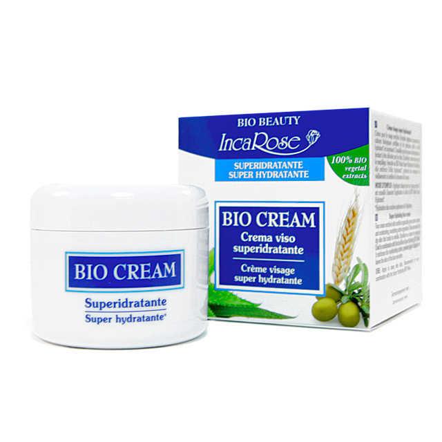 Incarose - Bio Cream - Crema Viso Superidratante
