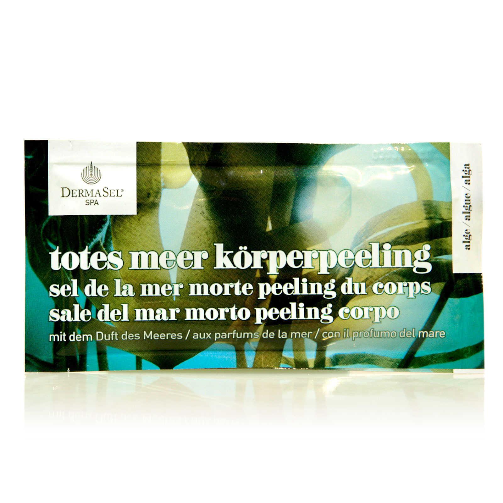 Derma Sel - Sale del Mar Morto - Peeling Corpo - Alga