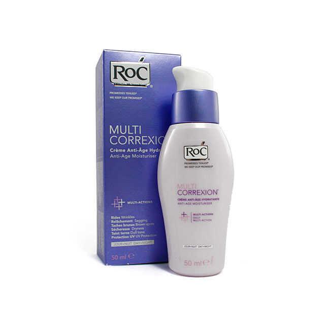 Roc - Multi Correxion - Crema Antiage Giorno e Notte