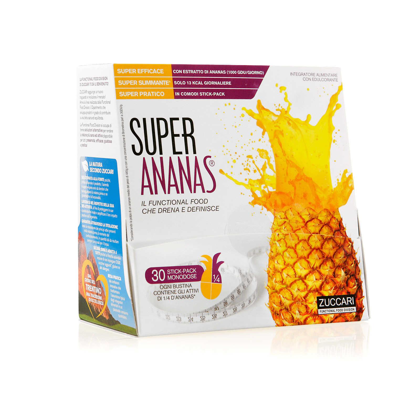 Zuccari - Super Ananas