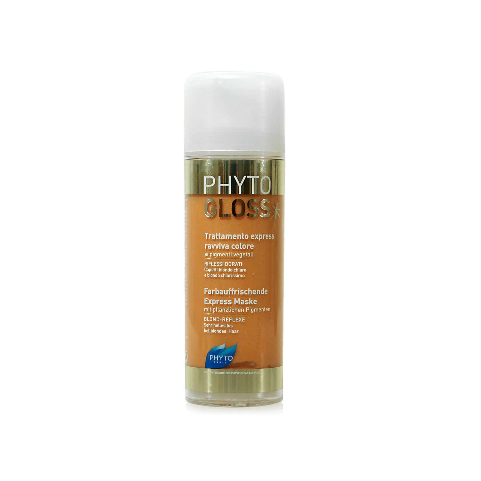 Phyto Paris - Trattamento per capelli per ravvivare i colori Riflessi Dorati - Gloss