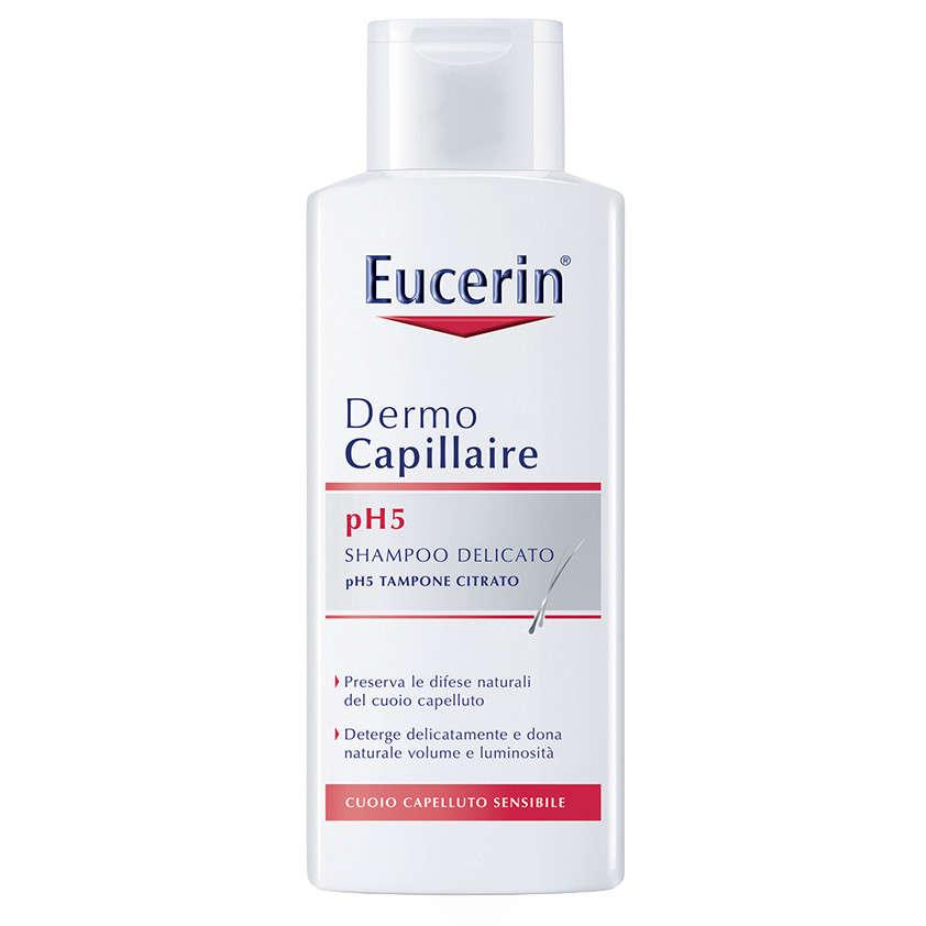 Eucerin - Shampoo pH5 - Pelle sensibile - OFFERTA 2X1