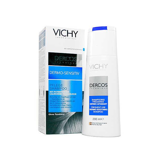 Vichy - Dercos - Shampoo Dermo Lenitivo - Cute Sensibile