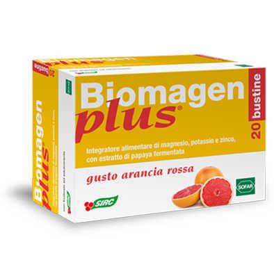 Biomagen - Plus - Arancia Rossa