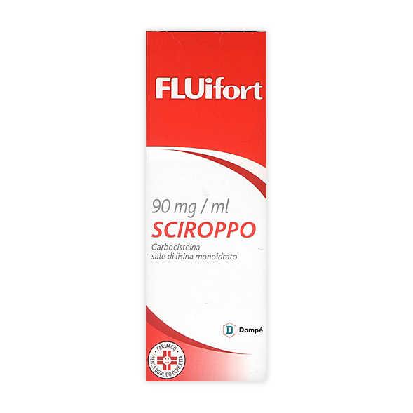 Fluifort - FLUIFORT*SCIR 200ML 9% C/MISUR