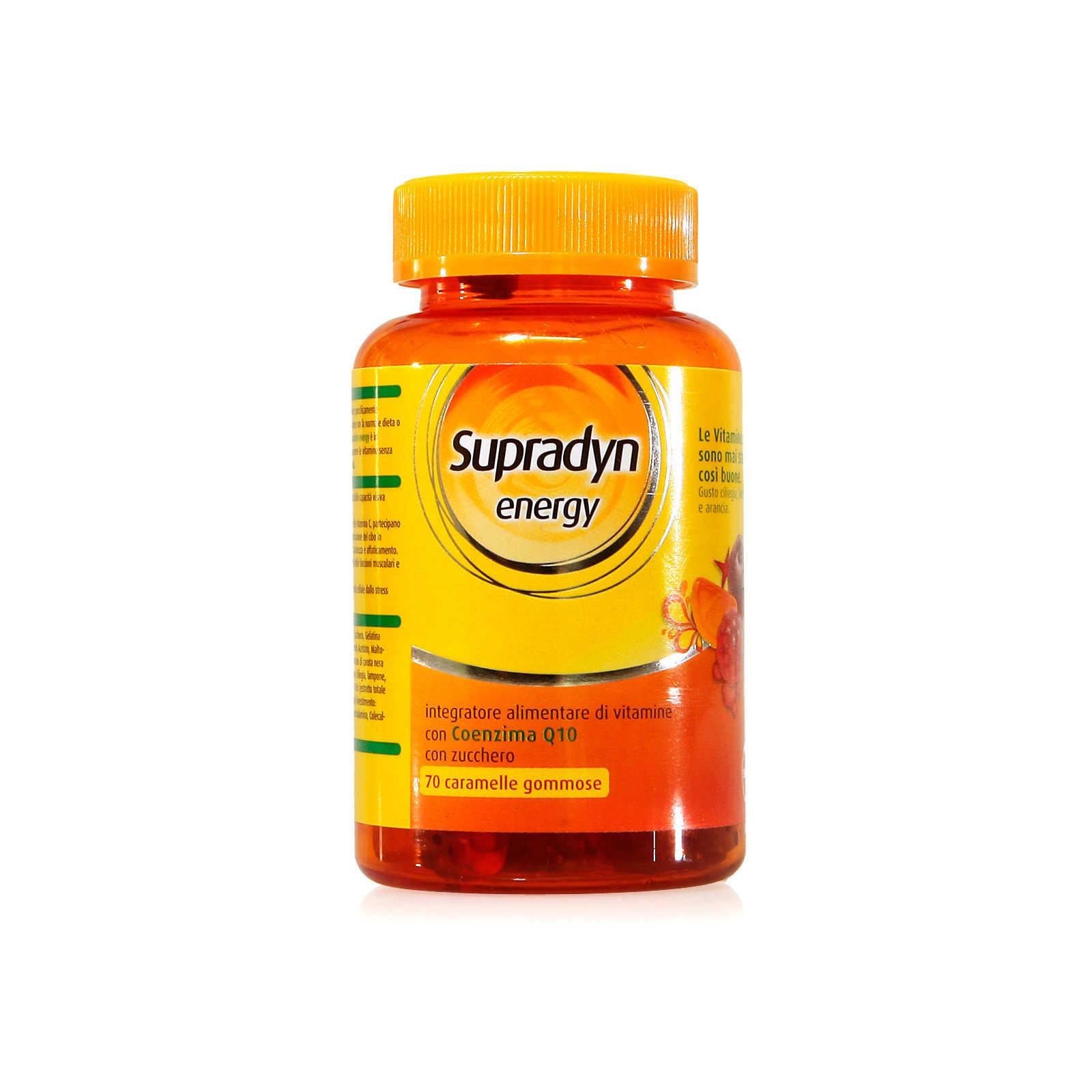 Supradyn - Energy - Caramelle Gommose - Integratore Alimentare