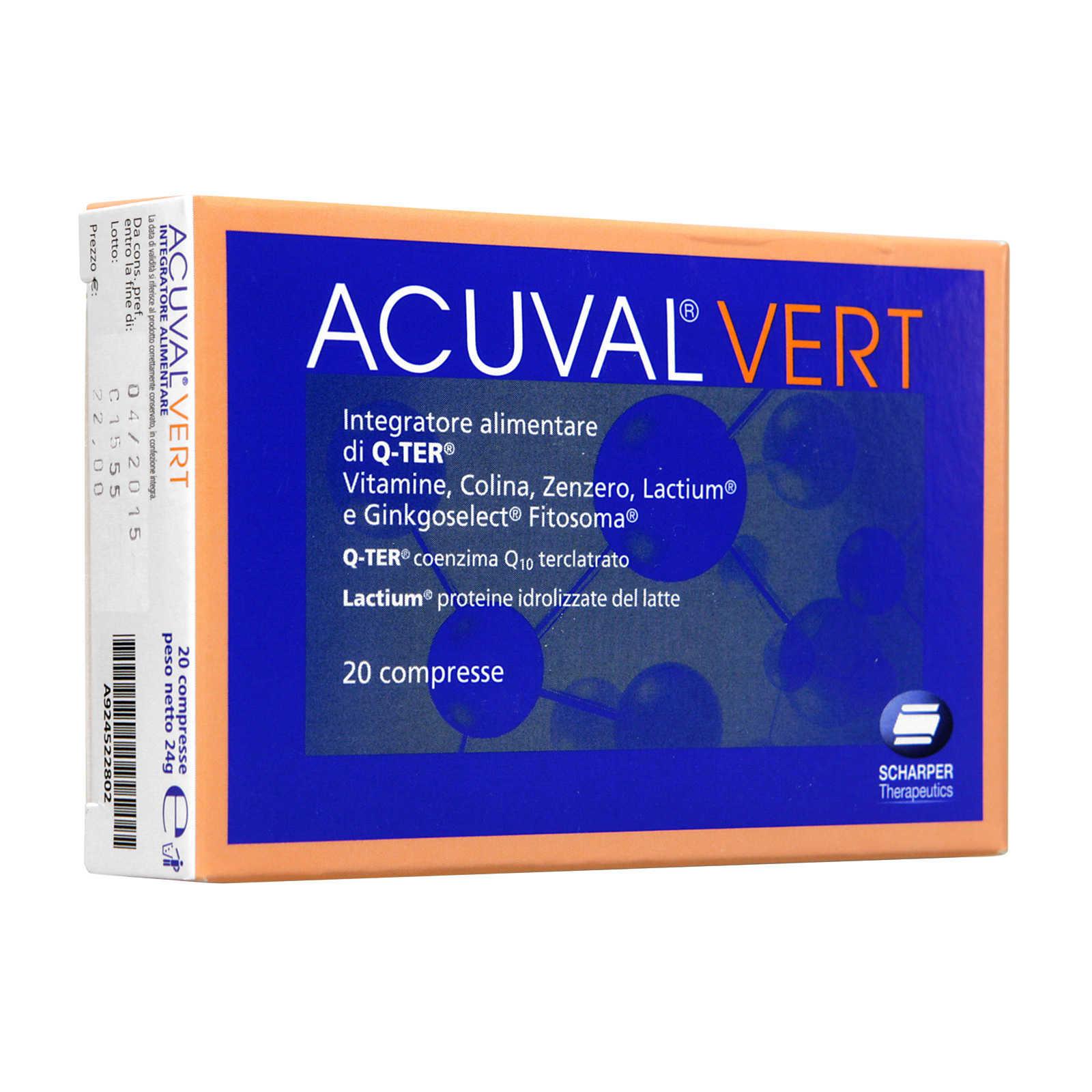 Acuval - Vert