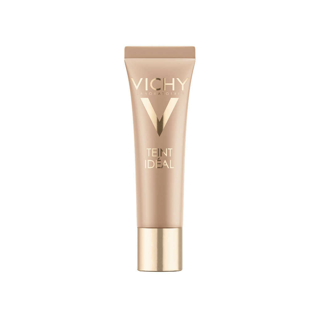 Vichy - Fondotinta protettivo per il viso - Teint Ideal - Crema Illuminante - 15 Ivory