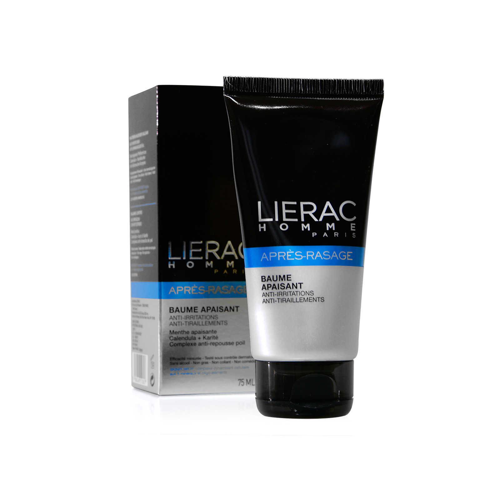 Lierac Homme - Balsamo Lenitivo Anti-Irritazioni