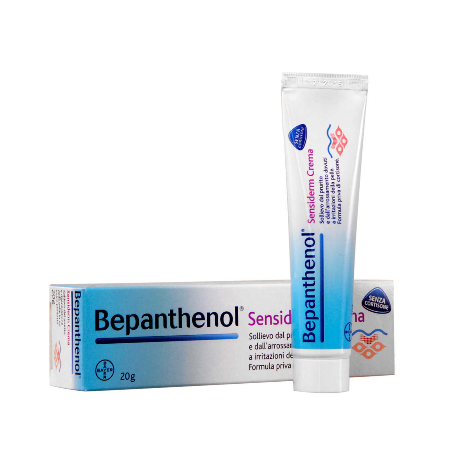 Bepanthenol - Sensiderm