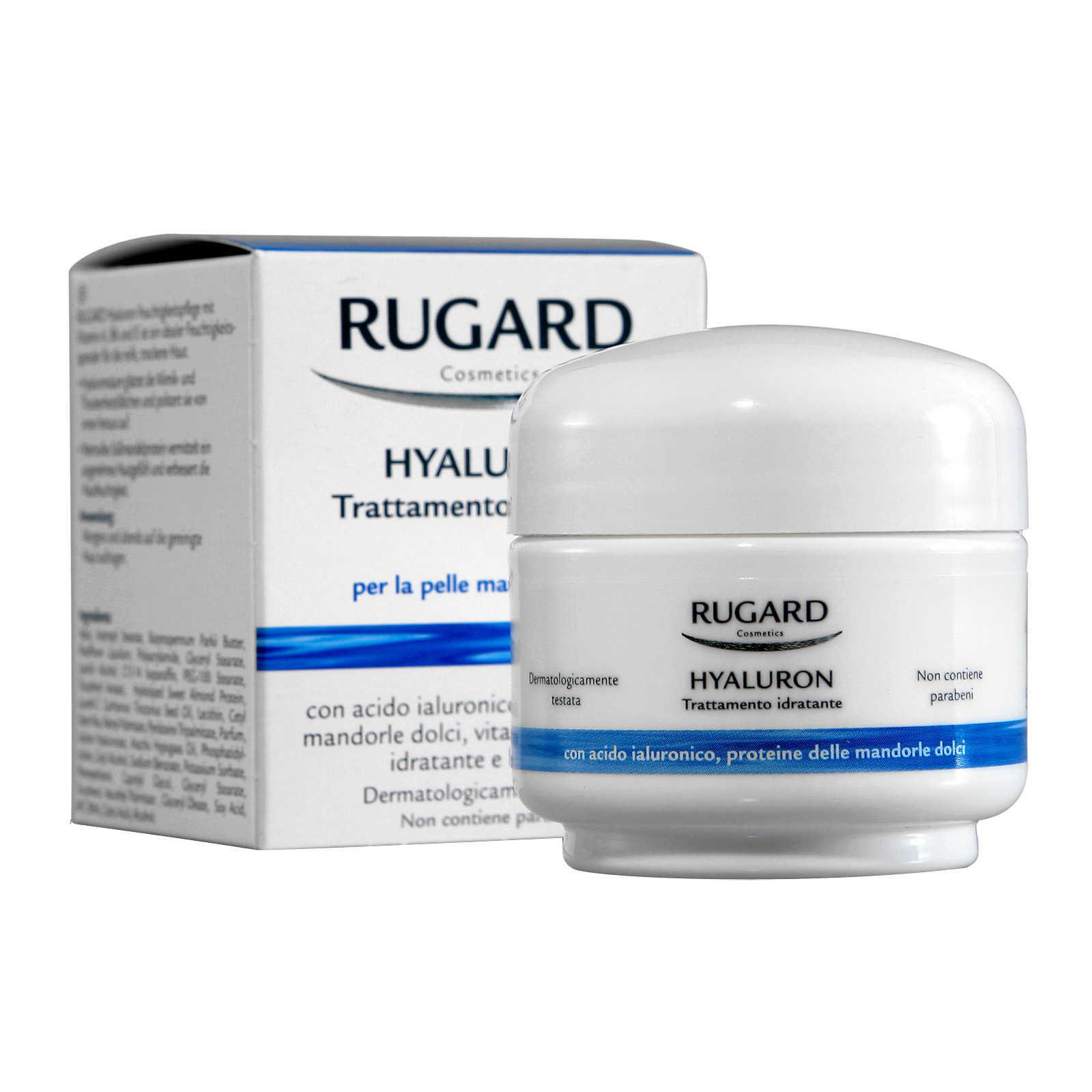 Rugard Crema Idratante con Vitamine