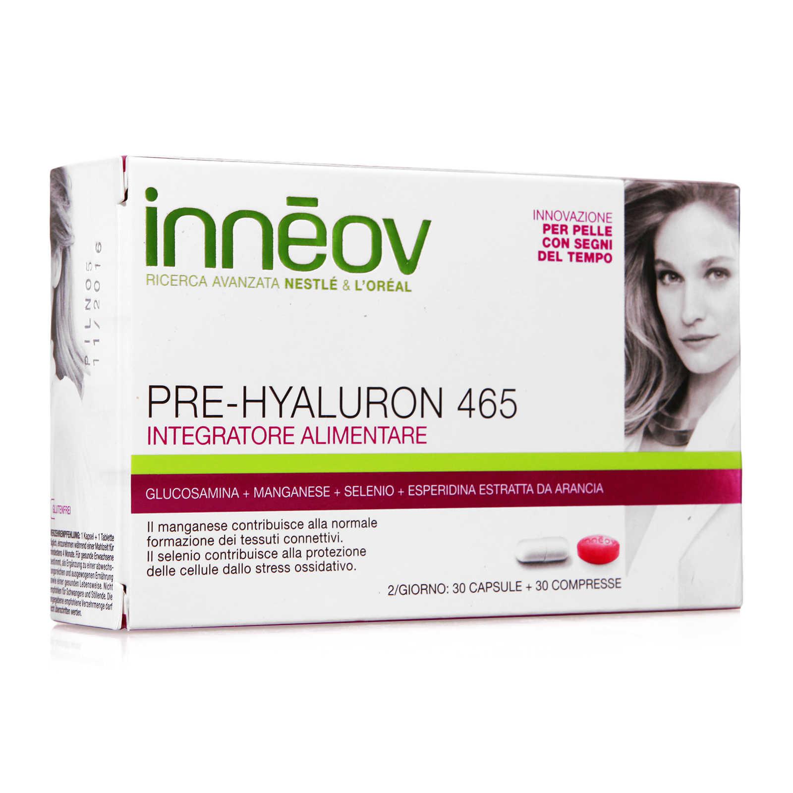 Inneov Pre-Hyaluron 465 - Integratore Alimentare