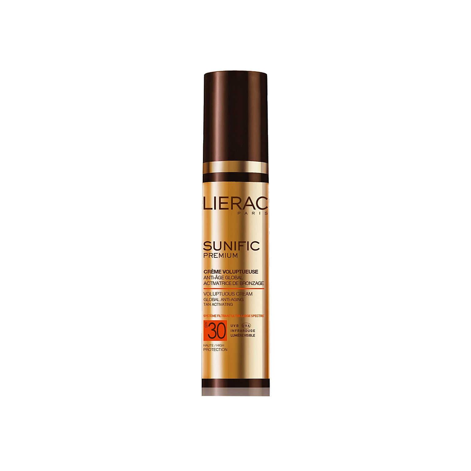 Lierac - Crema solare protezione viso - Sunific Premium Sublime - SPF30