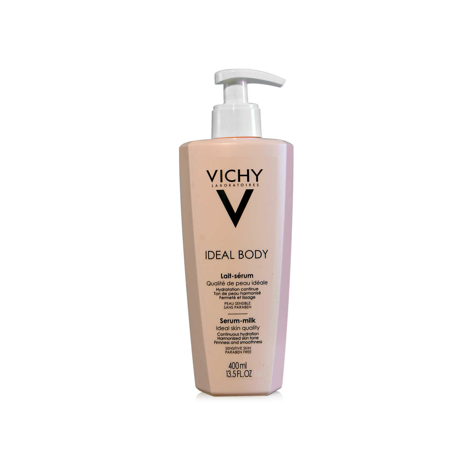 Vichy - Latte siero idratante 400ml - Ideal Body