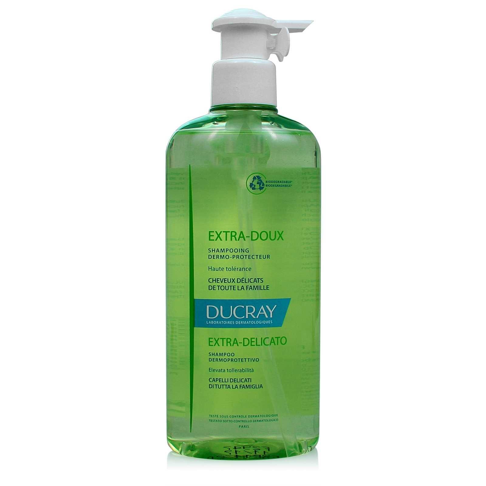 Ducray - Shampoo Extra-Delicato - 400ml