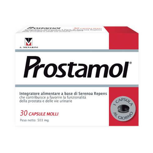 Prostamol - Capsule Molli