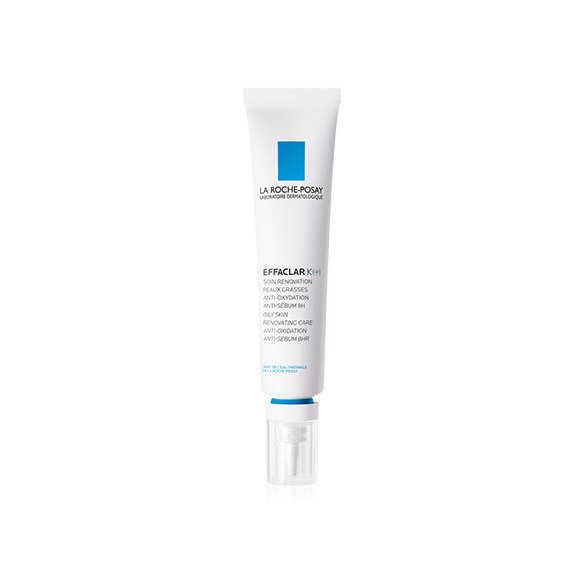 La Roche-posay - Crema trattamento contro la pelle grassa - Effaclar K (+) - Trattamento rinnovatore