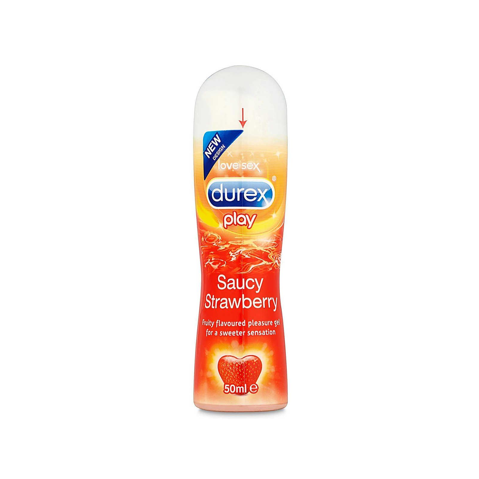 Durex - Gel lubrificante - Play - Sweet Strawberry