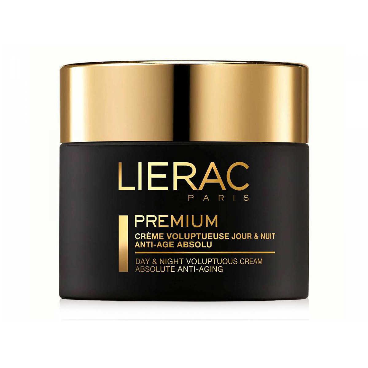 Lierac - Crema anti-età - Premium - Crema Ricca Voluttuosa..