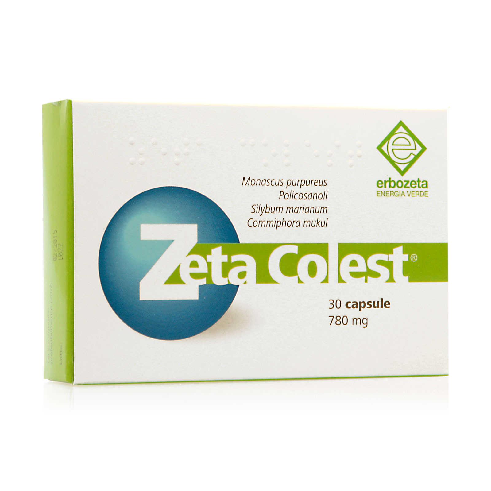 Erbozeta - Integratore Alimentare - Zeta Colest