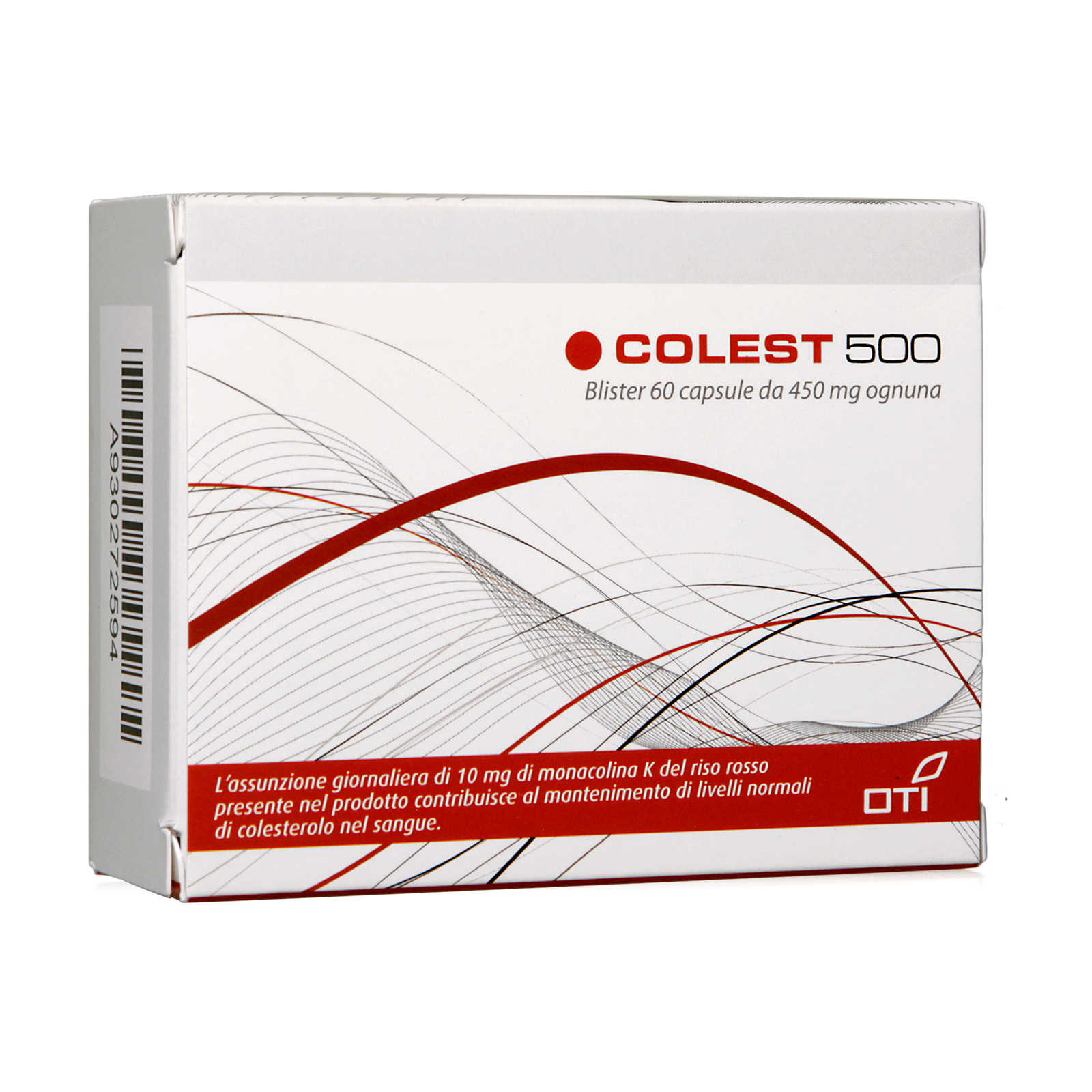 Oti - Colest 500
