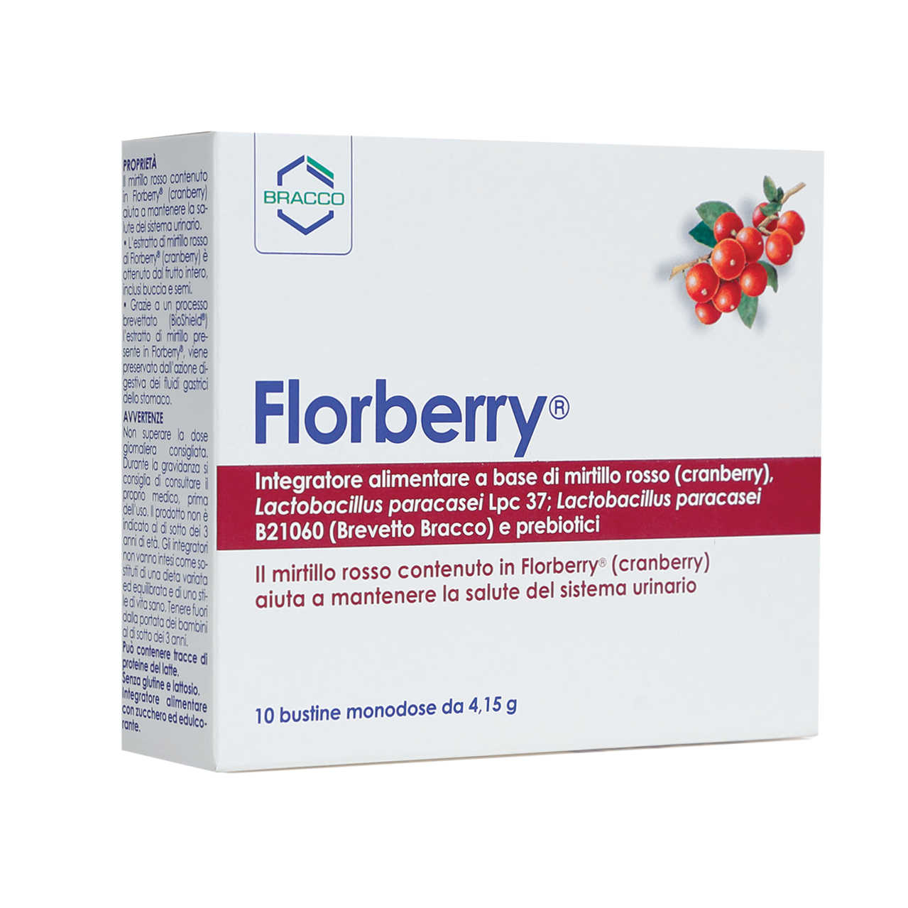 Florberry - Bustine Monodose