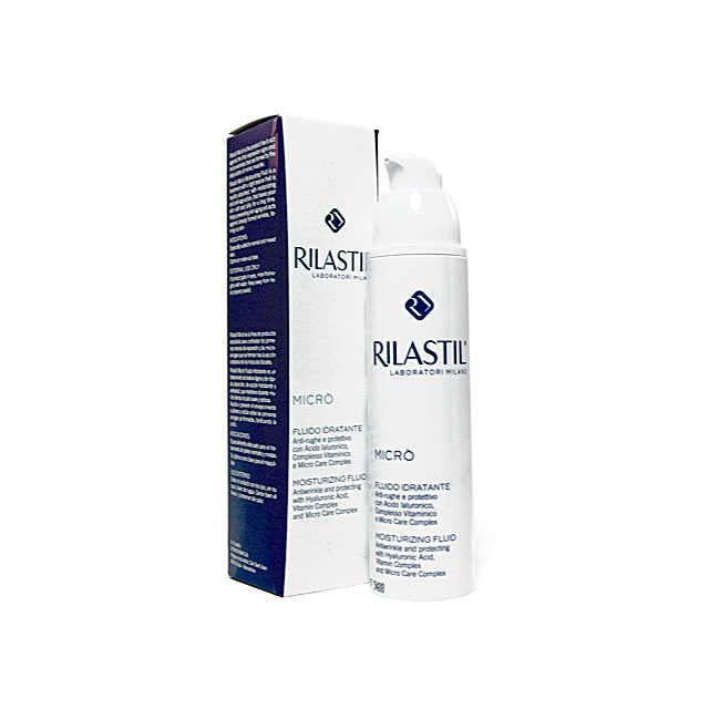 Rilastil - Fluido Idratante con acido Ialuronico Micrò