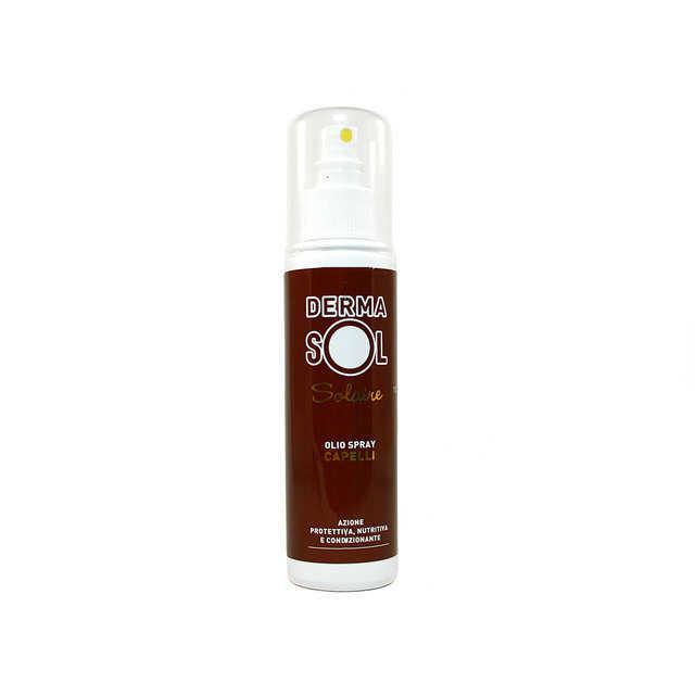 Dermasol - Olio Spray per la cura dei Capelli