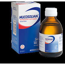 Mucosolvan - MUCOSOLVAN*SCIR 200ML 15MG/5ML