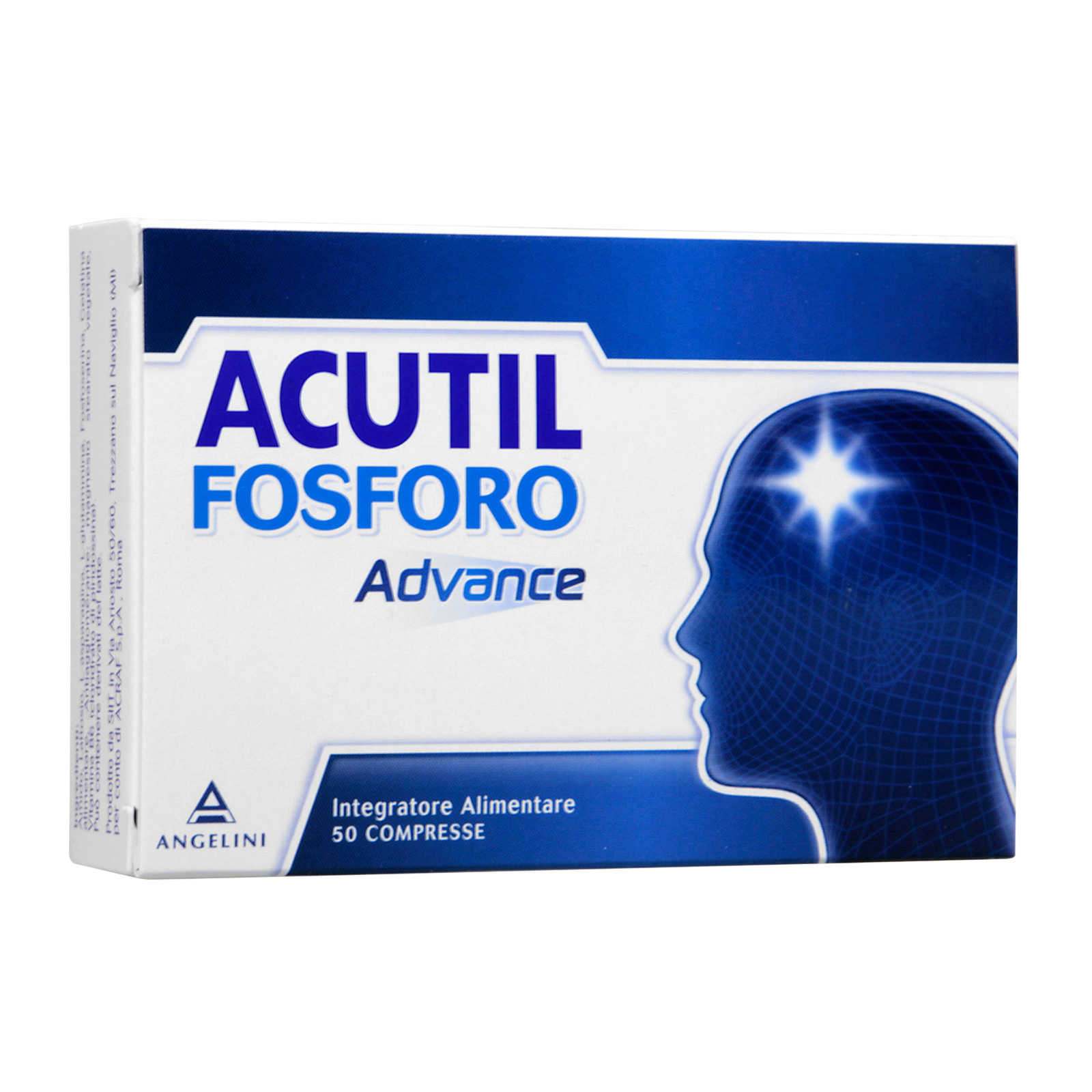 Acutil - Fosforo Advance in Compresse