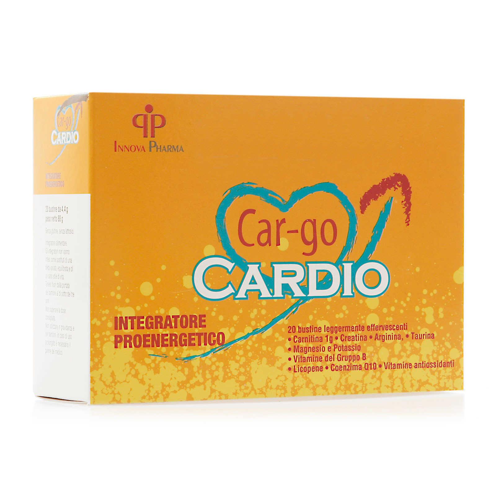 Car-go - Cardio - Integratore Proenergetico