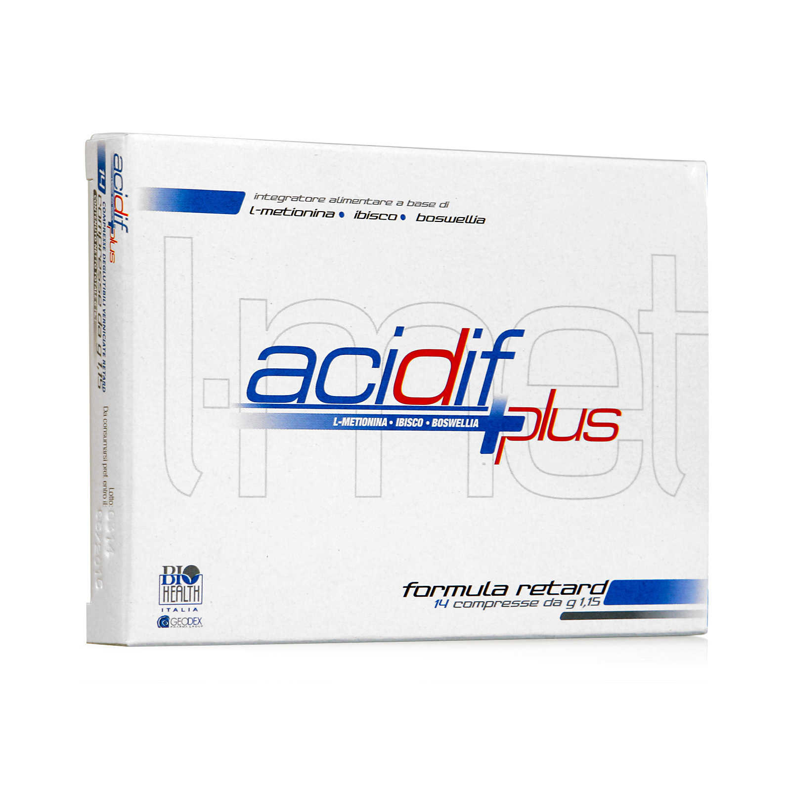Acidif - Plus - Integratore Alimentare